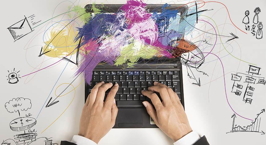 Layout und Webdesign
