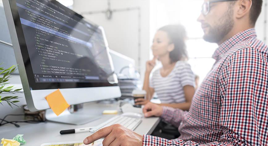Programmierung und Online